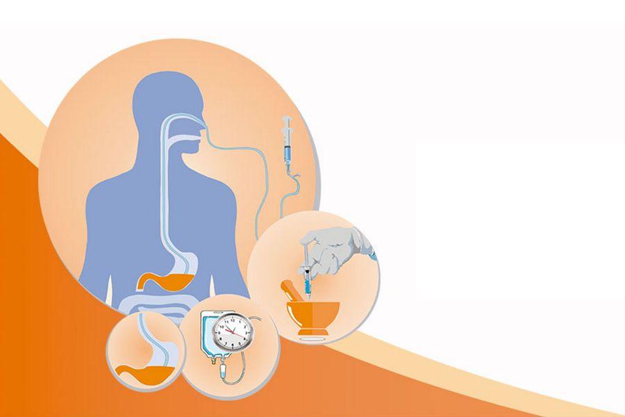 Iamspe lança manual gratuito sobre uso seguro de medicamentos em pacientes com sonda enteral