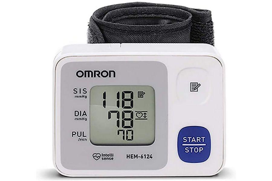 Monitor de Pressão Arterial de Pulso Control HEM-6124