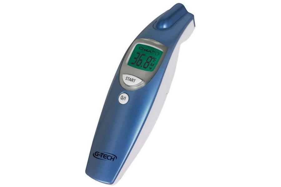 Termômetro Clínico G-Tech Digital de Testa sem Contato